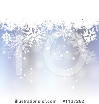 Christmas Background Clipart #1137282 by vectorace