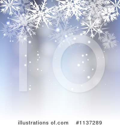 Christmas Background Clipart #1137289 by vectorace