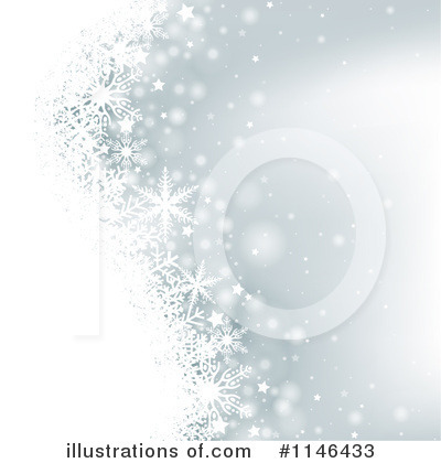 Christmas Background Clipart #1146433 by dero