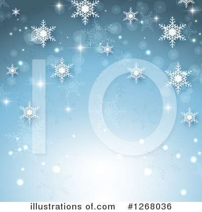 Winter Clipart #1268036 by KJ Pargeter