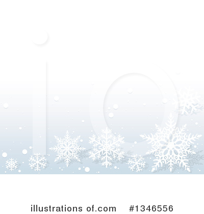 Christmas Background Clipart #1346556 by dero