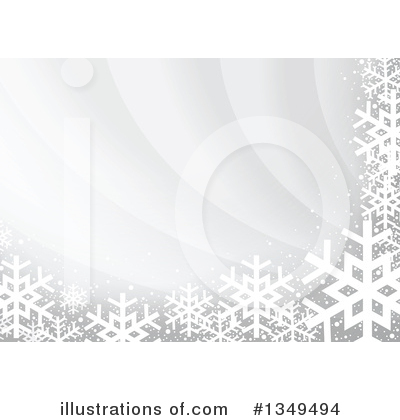 Christmas Background Clipart #1349494 by dero