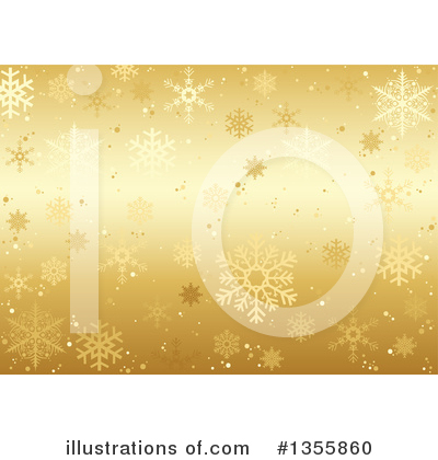 Christmas Background Clipart #1355860 by dero