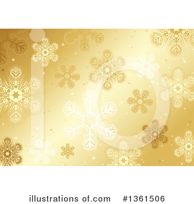Christmas Background Clipart #1361506 by dero