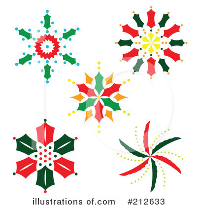 Free Winter Quilt Pattern: Tweety's Snowflake | December