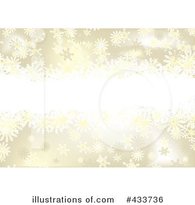 Snowflake Background Clipart #433736 by michaeltravers