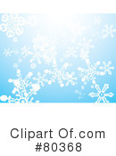 Snowflakes Clipart #80368 by xunantunich
