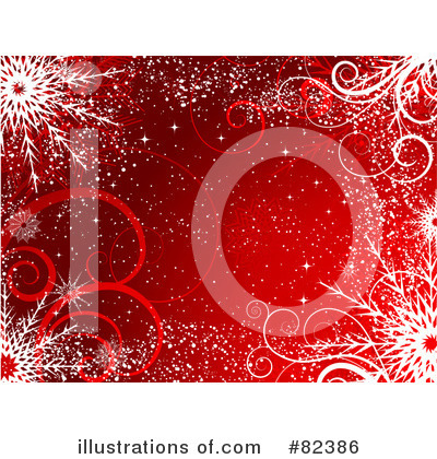 Snowflake Background Clipart #82386 by KJ Pargeter