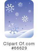 Snowing Clipart #66629 by Prawny