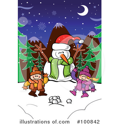 Christmas Clipart #100842 by Zooco