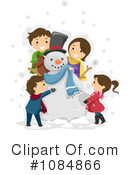 Snowman Clipart #1084866 by BNP Design Studio