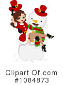 Snowman Clipart #1084873 by BNP Design Studio
