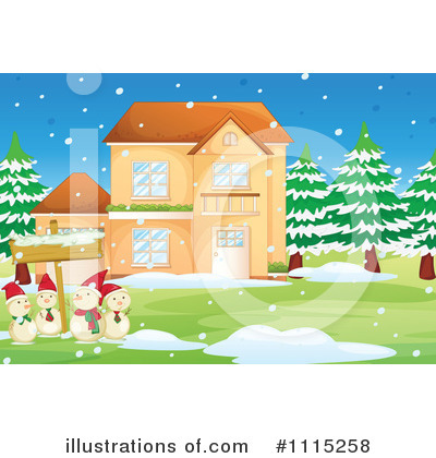 Winter Clipart #1115258 by Graphics RF