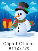 Snowman Clipart #1127776 by visekart