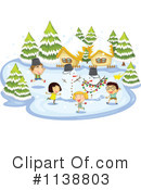 Snowman Clipart #1138803 by Graphics RF