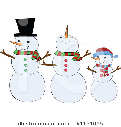 Christmas Clipart #1151095 by peachidesigns