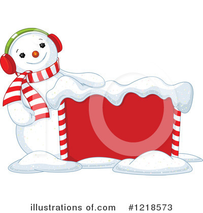 Snowman Clipart #1218573 by Pushkin