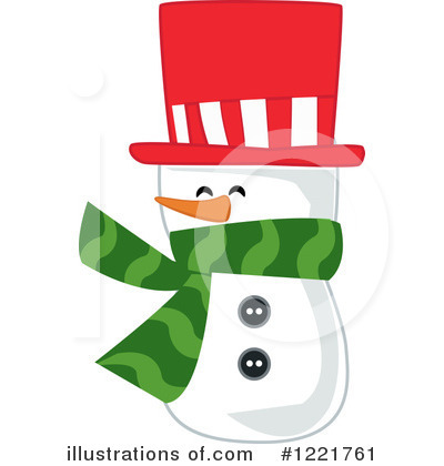 Christmas Clipart #1221761 by peachidesigns