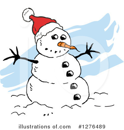 Christmas Clipart #1276489 by Johnny Sajem