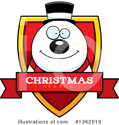 Snowman Clipart #1362019 by Cory Thoman