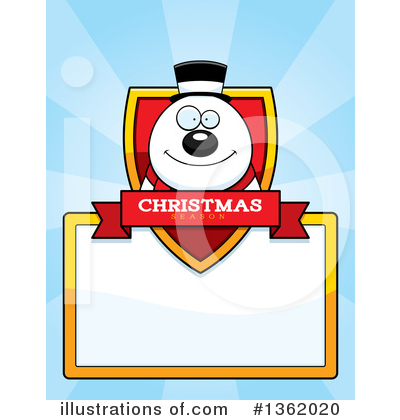 Snowman Clipart #1362020 by Cory Thoman