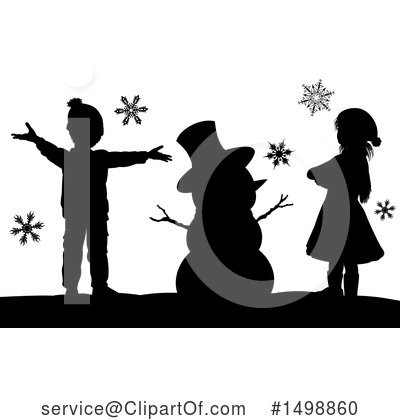 Children Clipart #1498860 by AtStockIllustration