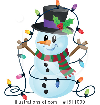 Christmas Clipart #1511000 by visekart