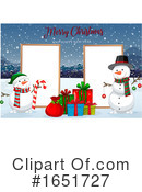 Snowman Clipart #1651727 by Graphics RF