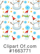 Snowman Clipart #1663771 by Graphics RF