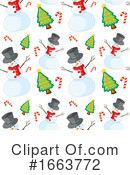 Snowman Clipart #1663772 by Graphics RF