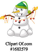 Snowman Clipart #1682579 by Morphart Creations