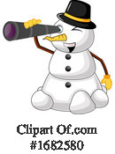 Snowman Clipart #1682580 by Morphart Creations