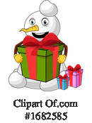 Snowman Clipart #1682585 by Morphart Creations
