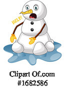Snowman Clipart #1682586 by Morphart Creations