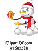 Snowman Clipart #1682588 by Morphart Creations