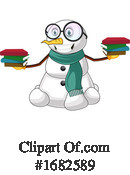 Snowman Clipart #1682589 by Morphart Creations