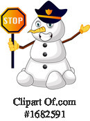 Snowman Clipart #1682591 by Morphart Creations
