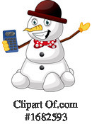 Snowman Clipart #1682593 by Morphart Creations