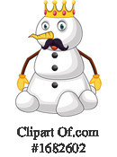 Snowman Clipart #1682602 by Morphart Creations