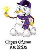 Snowman Clipart #1682605 by Morphart Creations