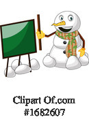 Snowman Clipart #1682607 by Morphart Creations