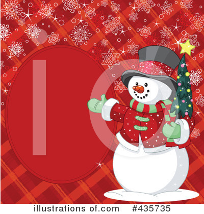 Snowman Clipart #435735 by Pushkin