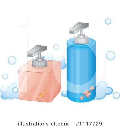 Hand Washing Clipart #1117729 by Graphics RF