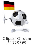 Soccer Ball Character Clipart #1350796 by Julos