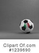 Soccer Ball Clipart #1239690 by stockillustrations