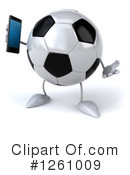 Soccer Ball Clipart #1261009 by Julos