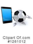 Soccer Ball Clipart #1261012 by Julos