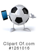 Soccer Ball Clipart #1261016 by Julos