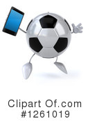 Soccer Ball Clipart #1261019 by Julos