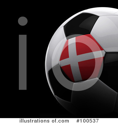 Soccer Clipart #100537 by stockillustrations